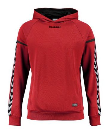 Hummel Authentic Charge Poly Hoodie – Bild 7
