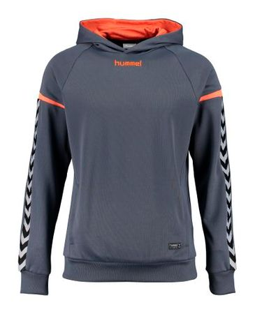Hummel Authentic Charge Poly Hoodie – Bild 13