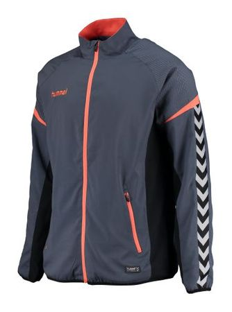 Hummel Authentic Charge Micro Zip Jacket – Bild 14