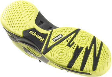 Kempa Handballschuh WING JUNIOR CAUTION – Bild 7