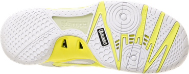 Kempa Handballschuh WING LITE WOMEN CAUTION – Bild 4