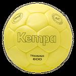 Kempa Gewichtsball Training  001