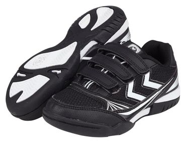 Hummel Root JR Velcro Black – Bild 2