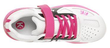 Kempa Wing Junior weiß / schwarz / pink – Bild 6
