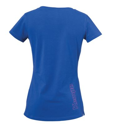 Kempa K-Logo T-Shirt electric lila – Bild 4
