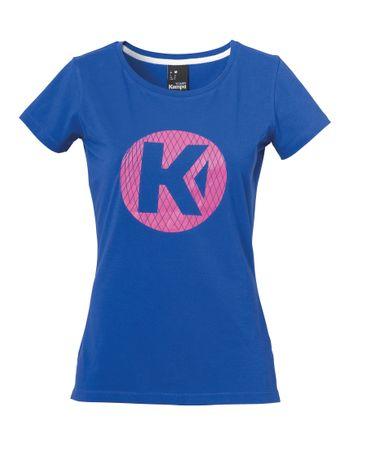 Kempa K-Logo T-Shirt electric lila – Bild 1