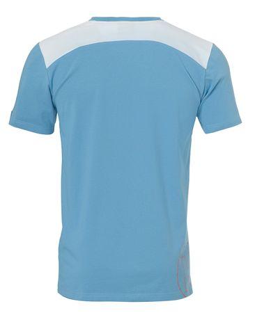 Kempa Ebbe & Flut T-Shirt dove blau / weiß – Bild 4