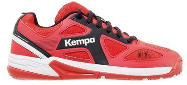 Kempa Handballschuh Wing Junior Ebbe & Flut lighthouse rot / schwarz – Bild 1