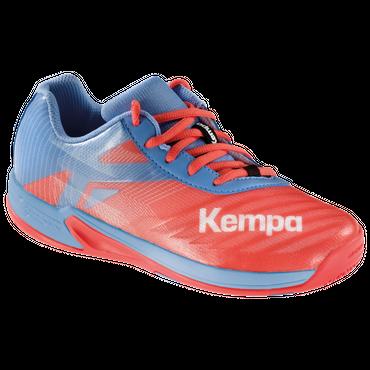 Kempa Wing 2.0 Junior coral / lilac grau – Bild 2