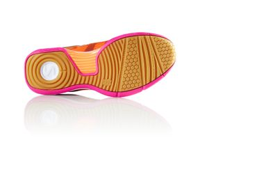 Salming Viper 4 Women	Purple / Orange – Bild 3