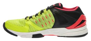Hummel Handballschuh AEROCHARGE HB 200 Safety Yellow / Black – Bild 3