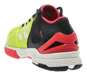 Hummel Handballschuh AEROCHARGE HB 200 Safety Yellow / Black – Bild 4