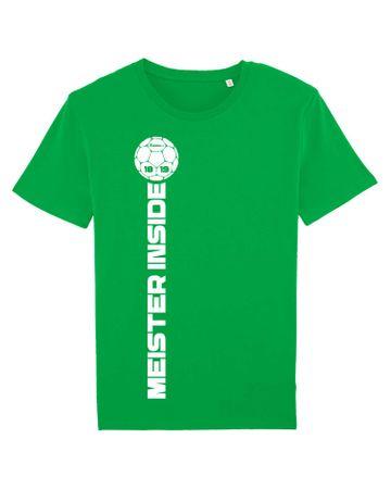 Meistershirts Motiv D mit Vereinsname aus 100% Bio-Baumwolle – Bild 4