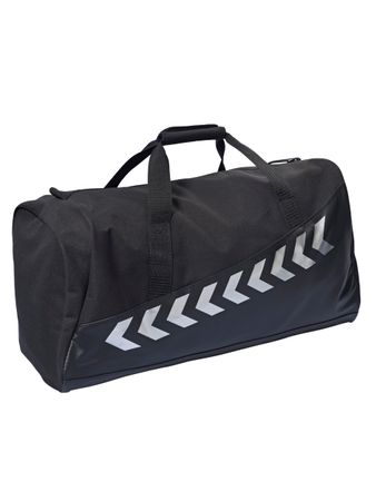 Hummel Authentic Charge Team Sports Bag black – Bild 2