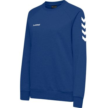 Hummel Hmlgo Cotton Sweatshirt Woman – Bild 5