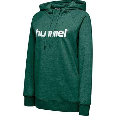 Hummel Hmlgo Cotton Logo Hoodie Woman – Bild 4