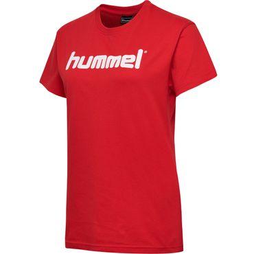 Hummel Hmlgo Cotton Logo T-Shirt Woman S / S – Bild 5