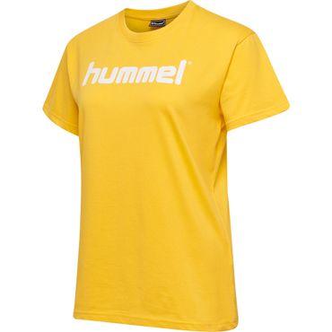Hummel Hmlgo Cotton Logo T-Shirt Woman S / S – Bild 4