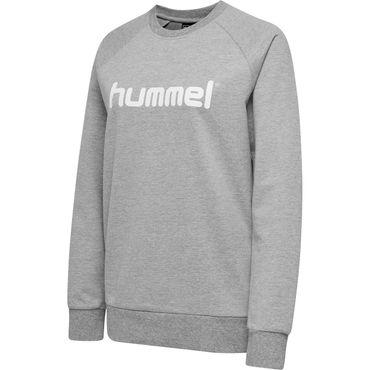 Hummel Hmlgo Cotton Logo Sweatshirt Woman – Bild 4