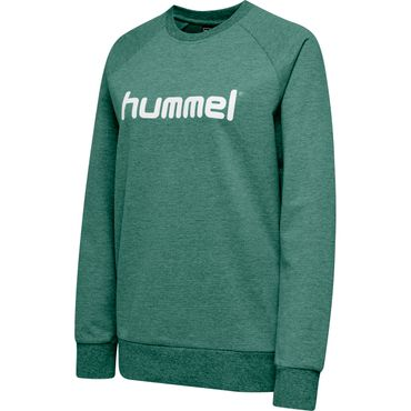 Hummel Hmlgo Cotton Logo Sweatshirt Woman – Bild 2