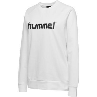 Hummel Hmlgo Cotton Logo Sweatshirt Woman – Bild 3