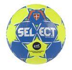 Select Handball Maxi Grip 2.0 blau-gelb-weiß inklusive Ballbeutel