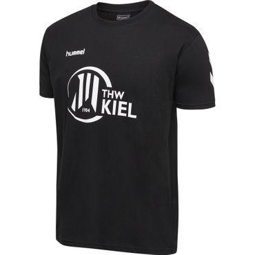 THW Kiel Hummel Go Cotton T-Shirt S/S – Bild 2